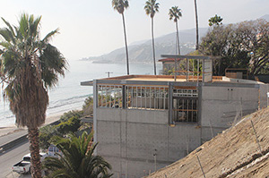 SPEC Construction Project Pacific Palisades Malibu California