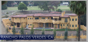 This home was built by CC Partners in Rancho Palos Verdes for a concrete contractor.