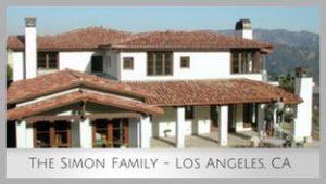 The Simon Family - Los Angeles, CA