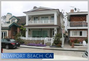 Complete demolition with rebuild on Balboa Island in Newport Beach C