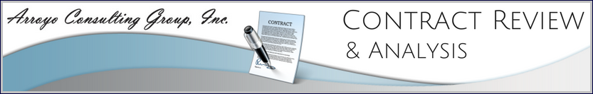 Construction Contract Review and Analysis