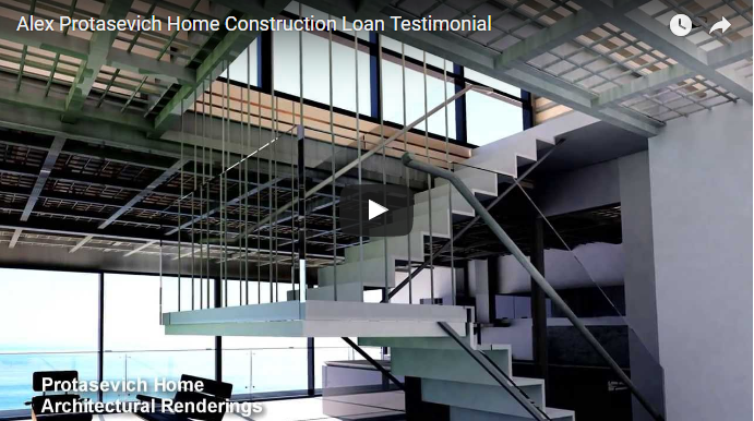 Video Testimonials Home Construction Loans
