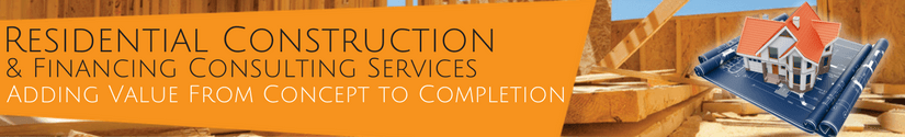 Construction & Financing Consulting Services