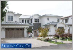 New SPEC Home In Studio City, Ca
