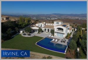 A home construction loan made this Irvine, CA Shady Canyon home possible